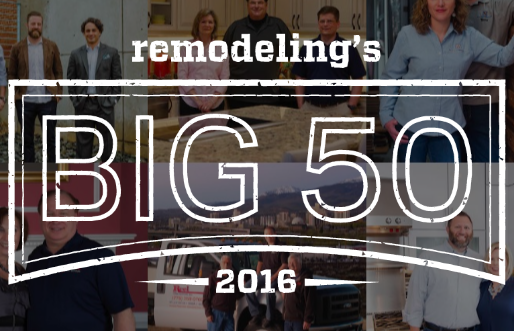 23 Guildmembers recognized in the Big50 Class of 2016