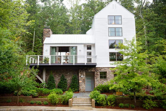 Hgtv Green Home Sustainable Luxury Crafted By Frontporch
