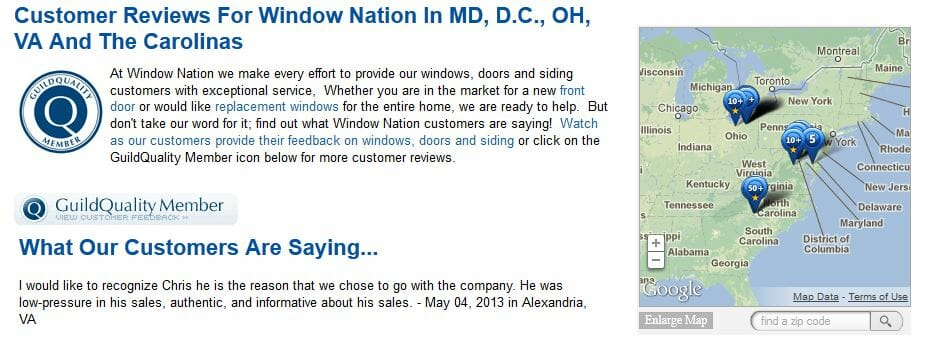 Window nation on measuring employee performance and for Window nation