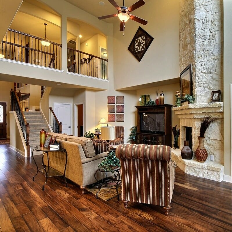 Model Home In San Antonio Texas Coronado Community: Imagine Homes Goes Green In Texas For These Lucky