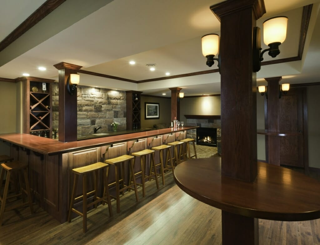 Architectural Building Arts - Bar