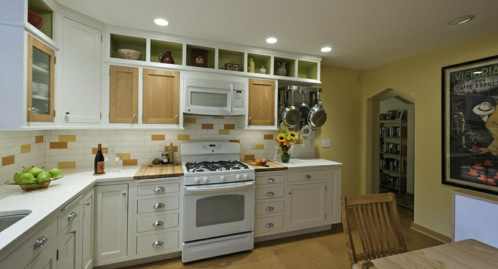 Architectural Building Arts - Kitchen Remodel